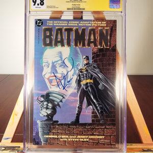 Batman Keaton Comic