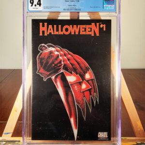 Halloween 1 Comic